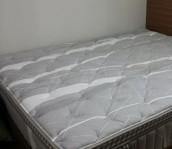 킹사이즈 침대 매트리스 청소